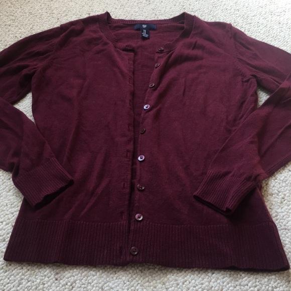 GAP Sweaters - Gap Button Up Cardigan